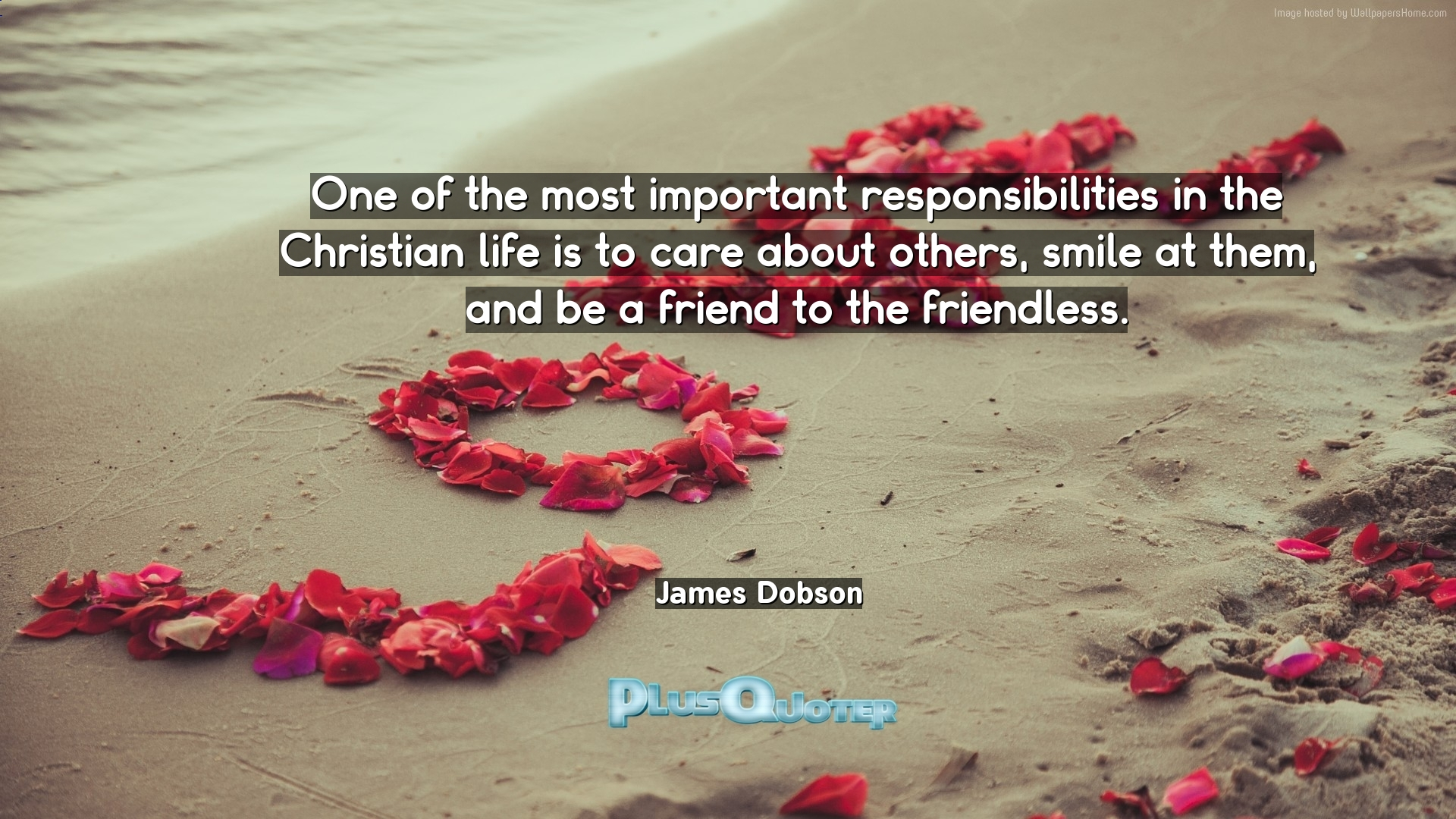 Christian Life Quotes One Of The Most Important Responsibilities In The Christian Life