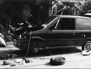 ミラ L70V xxのカスタム事例画像 オンナ野郎(鈴木旧車倶楽部、NOB WORKS)さんの2020年04月20日22:03の投稿