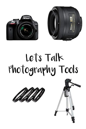 Let's Talk Photography Tools