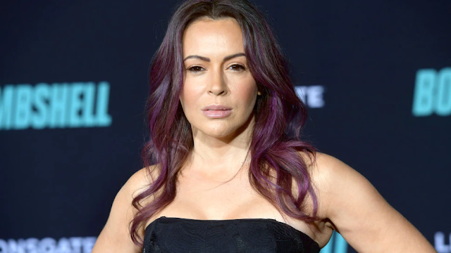 Alyssa Milano Trashes America On Independence Day
