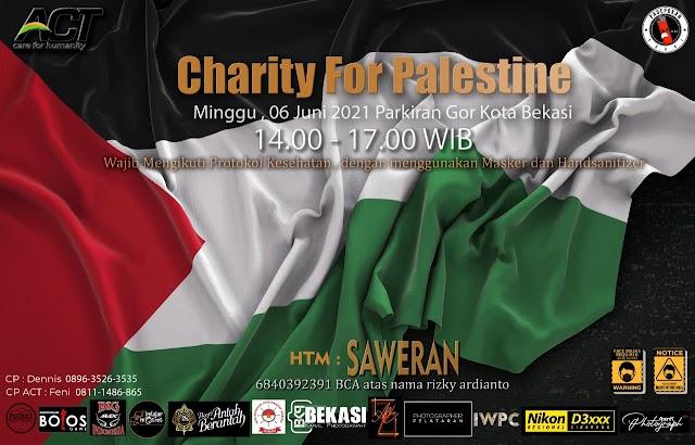 Komunitas Fotografi di Bekasi Galang Donasi untuk Palestina