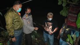 Takut Ditangkap, Rangga Tenggelam Terjun Kesungai Saat Ingin Ditangkap