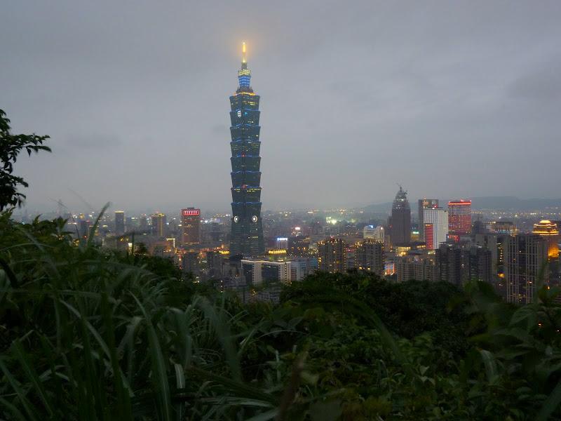 TAIWAN Taipei,Elephant mountain et proche de Shiding - P1140375.JPG