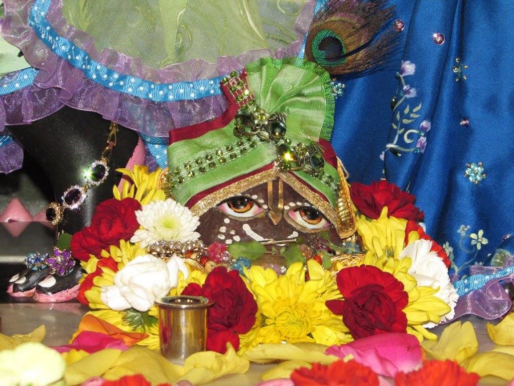 ISKCON New Goloka Deity Darshan 11 Dec 2016 (7)