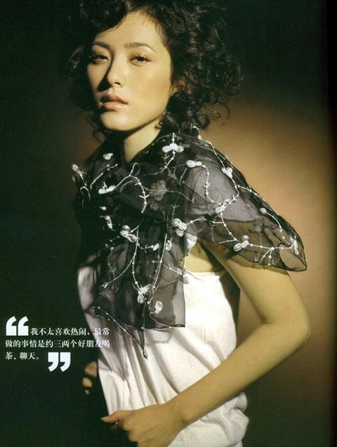 Zeng Li China Actor