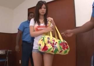 SERO-0132 Sato Haruki Female College Student Was Taken Off At Immigration