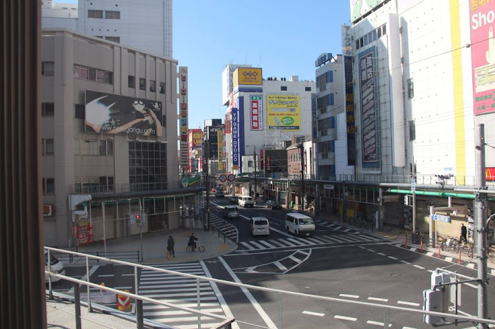 日本橋街道