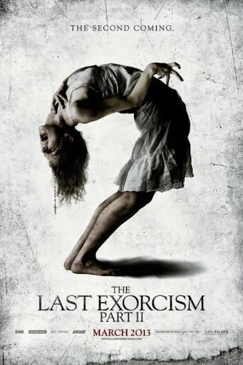 Ο Τελευταίος Εξορκισμός 2 The Last Exorcism Part II Poster