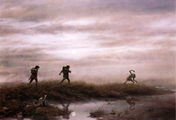 Marshes, Fantasy Scenes 1