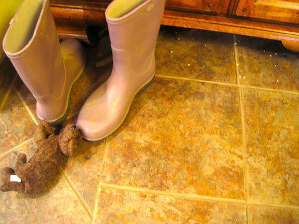 hidden art of homemaking boots