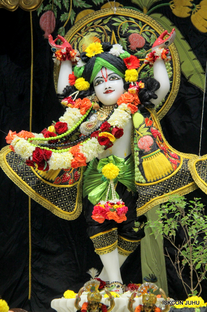 ISKCON Juhu Sringar Deity Darshan on 19th Nov 2016 (47)