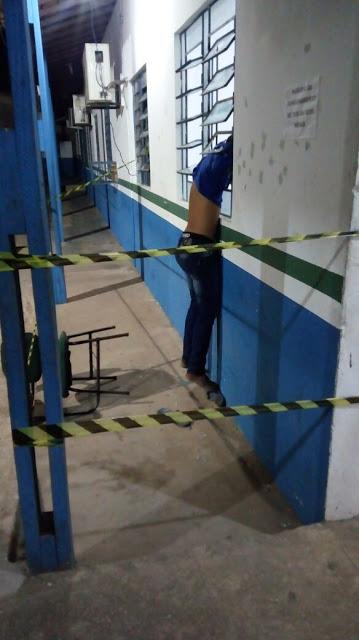 Jovem morre asfixiado em balancim de uma escola na região metropolitana de Belém