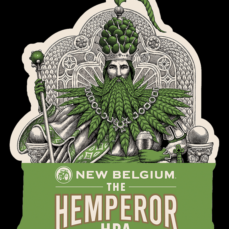 New Belgium Brewing Announces The Hemperor HPA