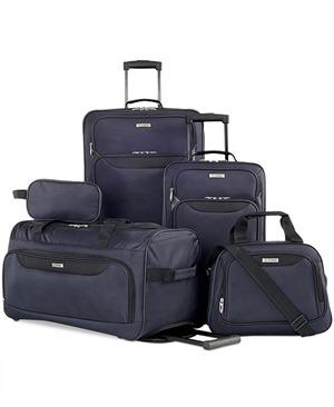 macys luggage