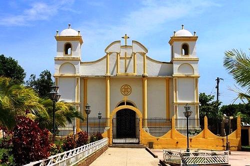 Ereguayquín, Usulután, El Salvador