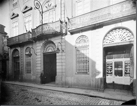 Propagandas Caldevilla (Palácio do Bolhão)