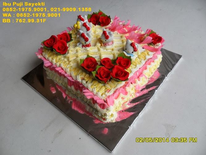 Kue Ulang Tahun Vila Permata, Karawaci, Tangerang