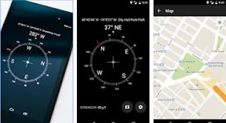 rekomendasi aplikasi compass android digital compass