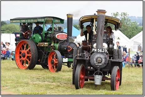Hollowell Steam - July