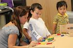 LePort Montessori Preschool Toddler Program Irvine Lake - guided activity