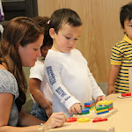 LePort Montessori Preschool Toddler Program Irvine Lake - guided activity