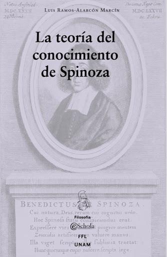 Luis Ramos-Alarcón: La teoría del conocimiento de Spinoza (2020)