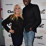 OIC - ENTSIMAGES.COM - Vanessa Feltz and Ben Ofoedu at the  Chortle Comedy Awards in London 22nd March 2016 Photo Mobis Photos/OIC 0203 174 1069