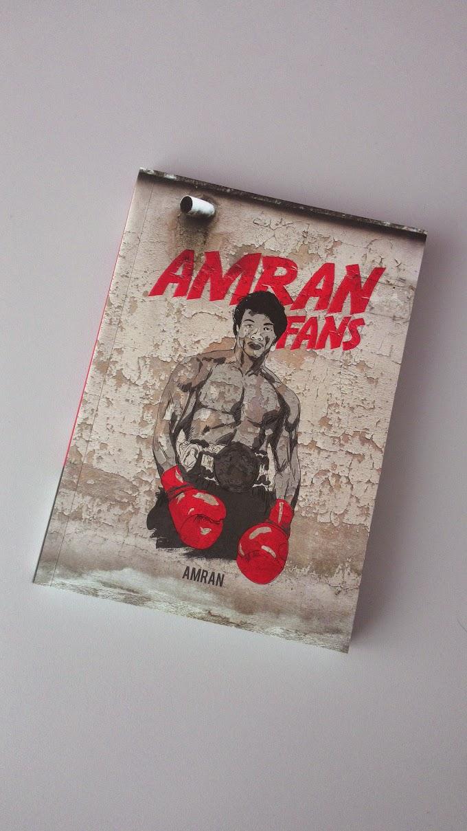 Buku Amran Fans