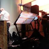 DJ setup on Demo for Build 2013