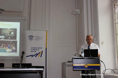 Klaus Baldauf Vortrag GUS-Abzug