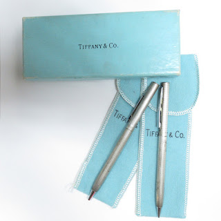 Tiffany & Co. Sterling Silver Pen & Pencil