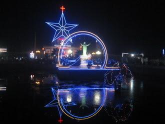 Hình ảnh Lễ Giáng Sinh tại giáo xứ Đồng Chưa, Vô hốt, Lạc Bình