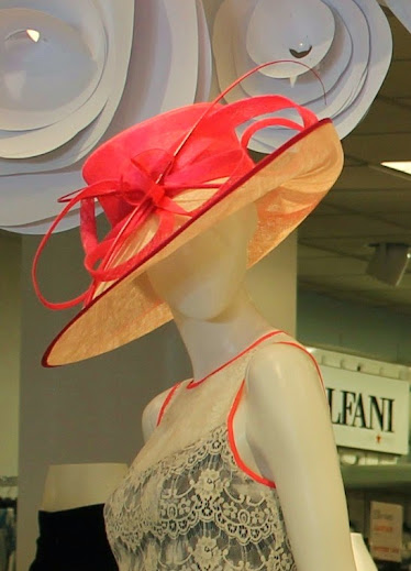 Possible Choice for My Kentucky Derby Hat - Macy's Flower Show Event