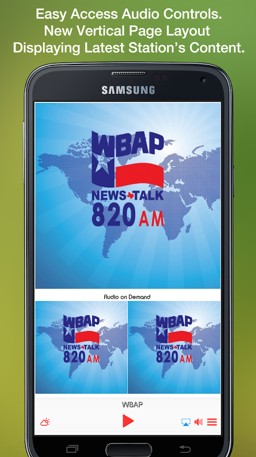 WBAP- screenshot