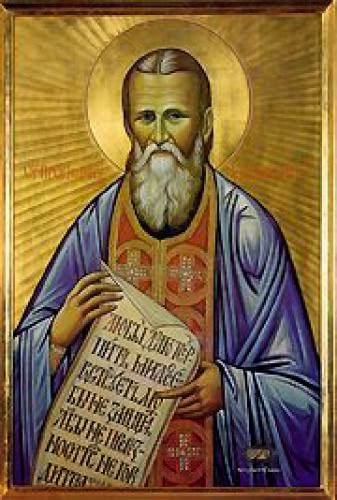 Holy Father John Of Kronstadt