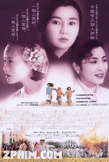 Ba Chị Em Họ Tống - The Soong Sisters (1997) Poster