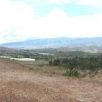 Panorámica del desierto de La Candelaria