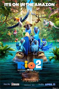 Vẹt Đuôi Dài 2 - Rio 2 poster