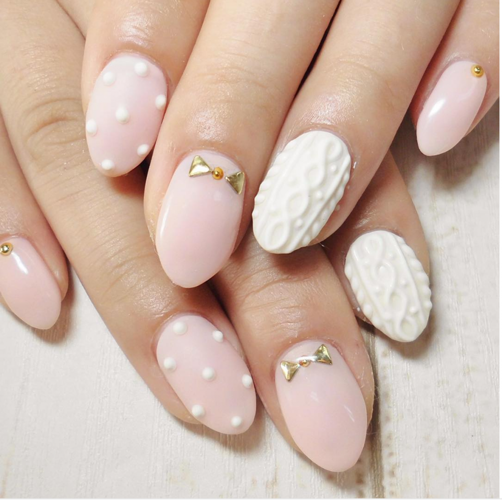 20 Best Gel Nail Designs Ideas For 2018 - Trendy Nails - fashonails
