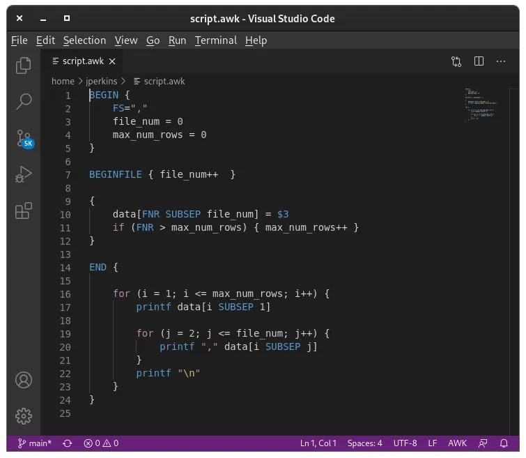 Linux Text Editors Vscode