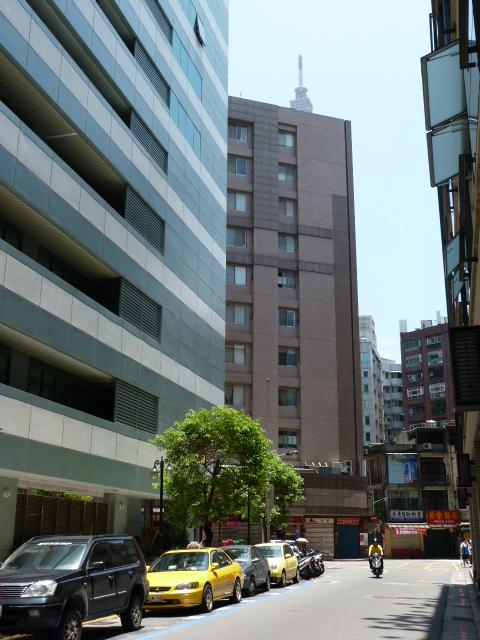 TAIWAN.TAIPEI, shilin une des villas de CKS dans un ancien parc botanique et autres vues - 1sichuan%2B034.JPG