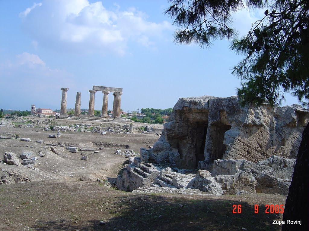 Stopama sv. Pavla po Grčkoj 2005 - DSC05502.JPG