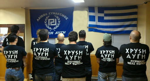 Defends Robert Zink And Attacks The Golden Dawn Community Image