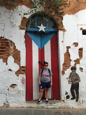 Diana in Puerto Rico