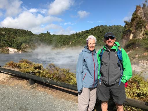 waimongu thermal pool