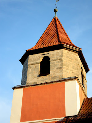 Church in Bechhofen Germany