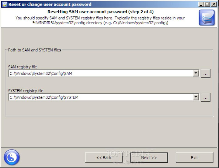 Reset Windows 7 Password 02