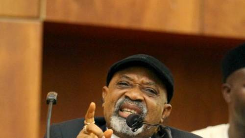 Big Trouble, Ngige, Labour Minister Speaks on IPOB, Boko Haram, makes negative statement