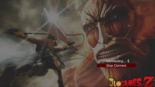 FINALMENTE!! SAIU NOVO JOGO ATTACK ON TITAN PARA CELULARES ANDROID EM APK (SHINGEKI NO KYOJIN)