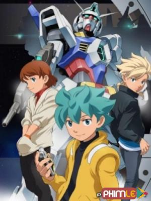 Phim Gundam Age - Gundam Age (2011)